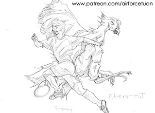 【WIP】Tottenham Hotspur : sketch