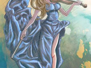 """【Artwork】Sarah Àlainn """"Water On The Moon"""""""