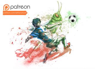 【Art】Grasshopper FC