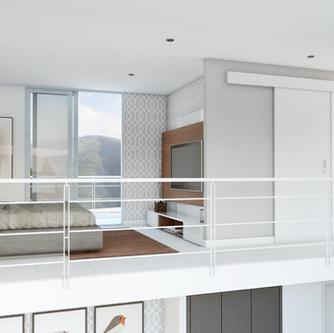 Dormitorio - Loft