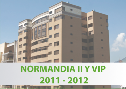 Normandia II y VIP