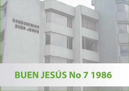 Buen Jesús Nº 7