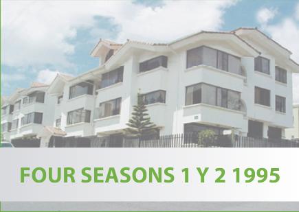 Four Seasons 1 y 2