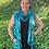Thumbnail: V 651 Turquoise Teal Pocket Vest