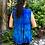 Thumbnail: V 652 Multi Blue Pocket Vest