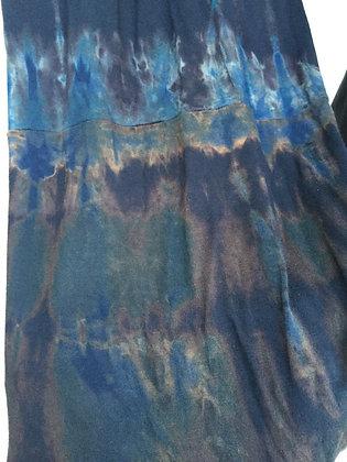 P 632 Black Marble Pants XL 2X 3X