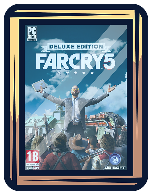Far Cry 5 PC Deluxe Edition