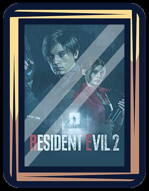 Resident Evil 2 Remastered PC