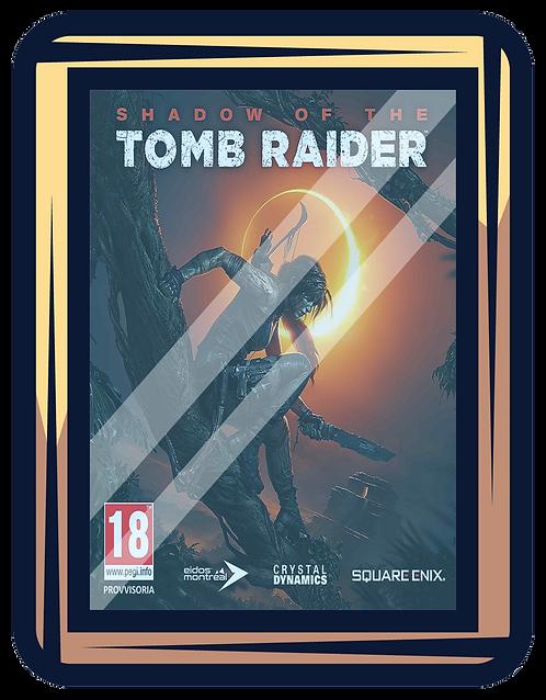 Shadow Of Tomb Raider PC