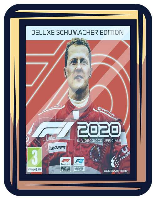F1 2020 Deluxe Schumacher Edition PC