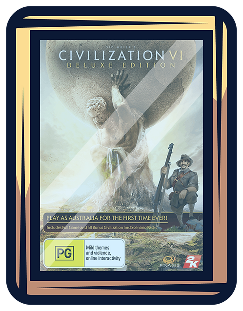 Sid Meier's Civilization VI: Digital Deluxe PC/MAC