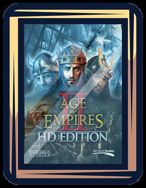 Age OF Empire 2 HD PC