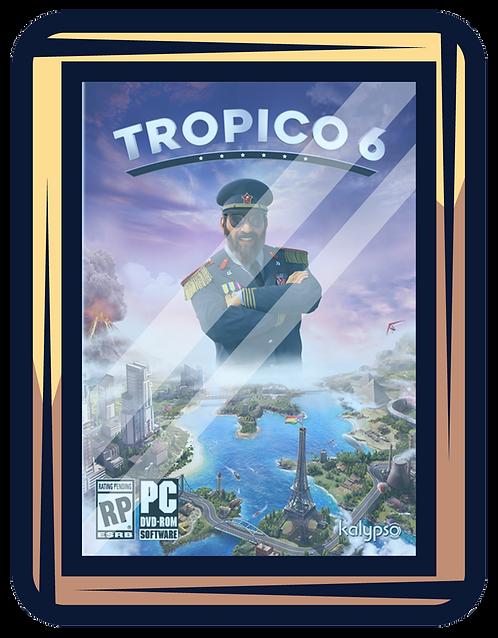 Tropico 6 PC/MAC
