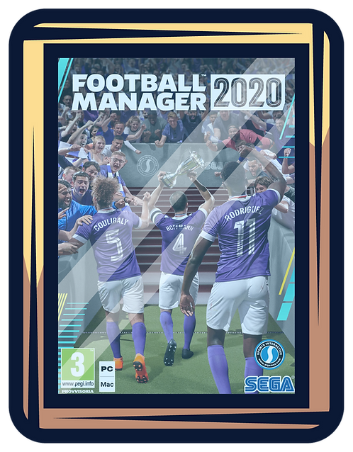 Football Manager 2020 PC / MAC