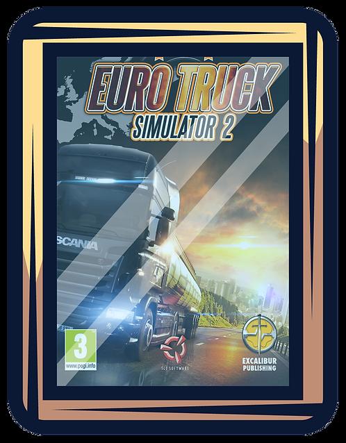 Euro Truck Simulator 2 PC/MAC