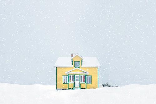 Yellow house 3