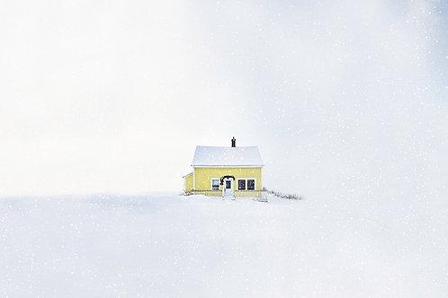 Yellow house 1