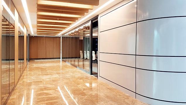 Presidential Corridor