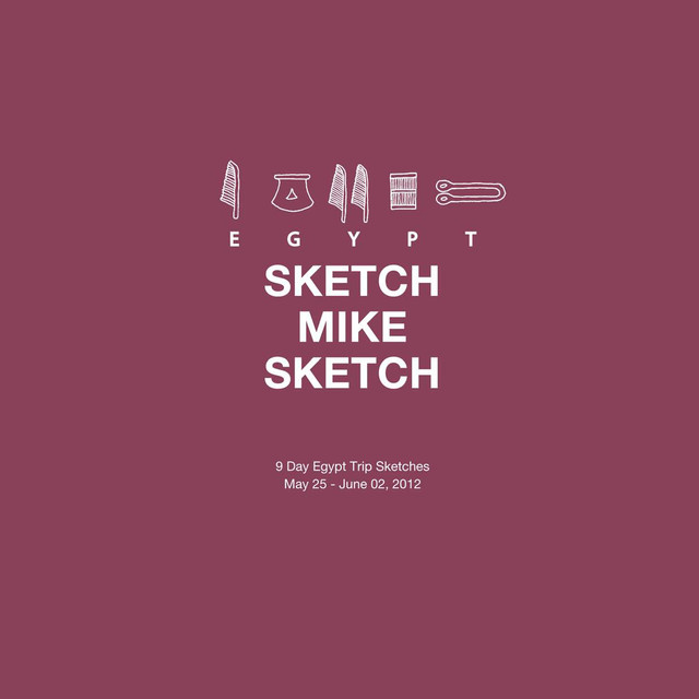 Egypt Sketch Mike Sketch