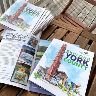 Explore York County