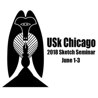 USk Chicago - Sketch Seminar 2018