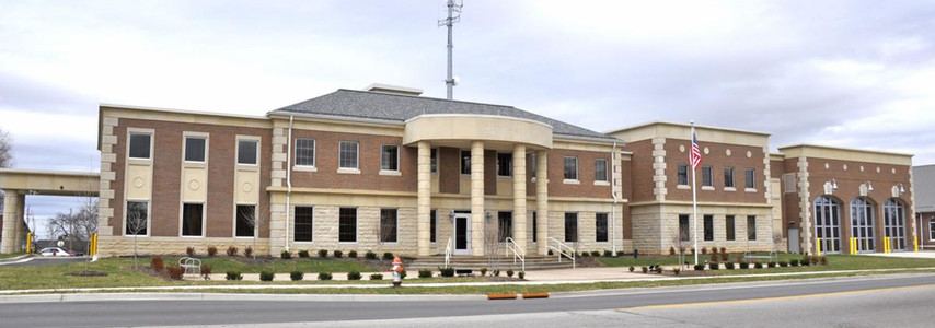 Project Name: City of Berea Municipal Police and Fire Safety Building