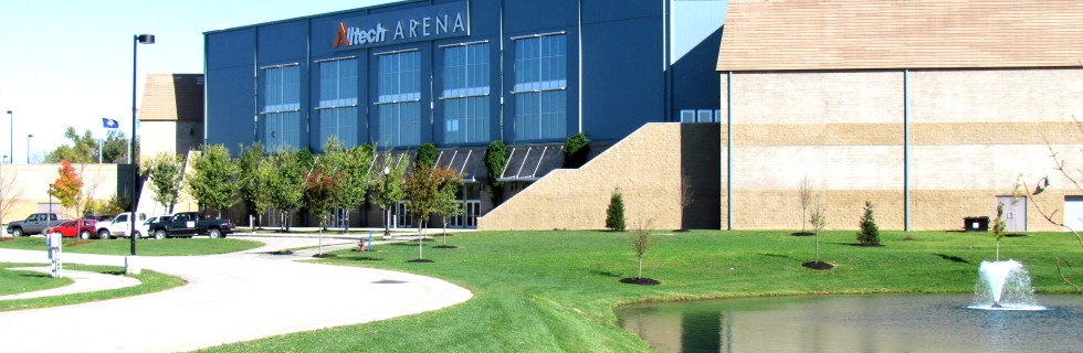 Project Name: Alltech Arena.