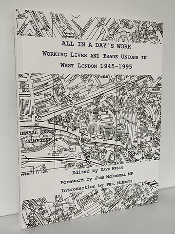 Oral history on west London labour and trade unions post war