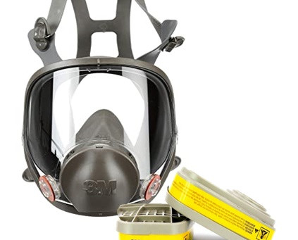 3M Full Face Respirator with 6003 Cartridge now available   Mask: $900               Cartridge: $150