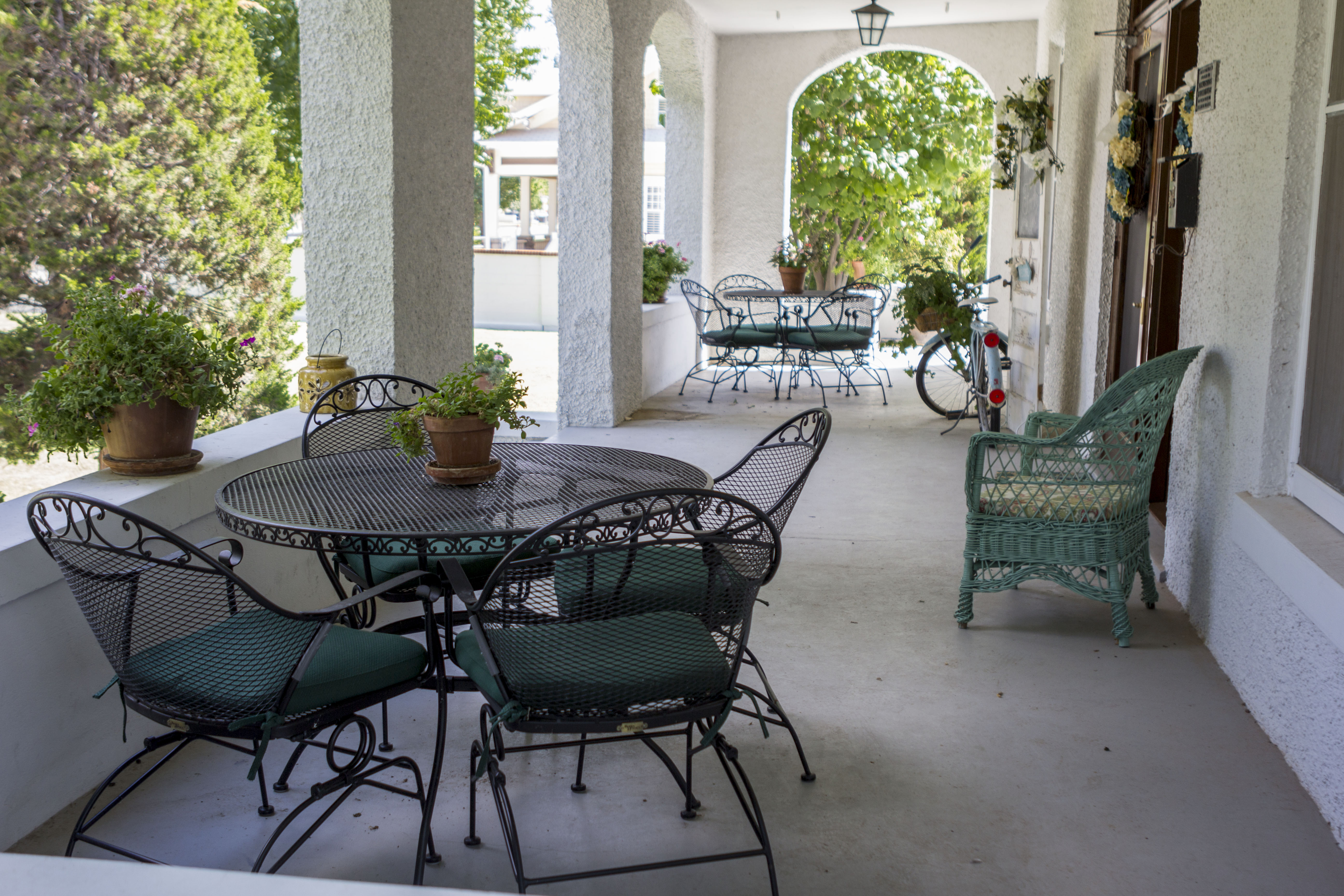 Front-Yard Porch