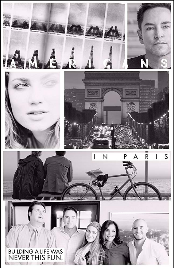 Americans in Paris Web Series