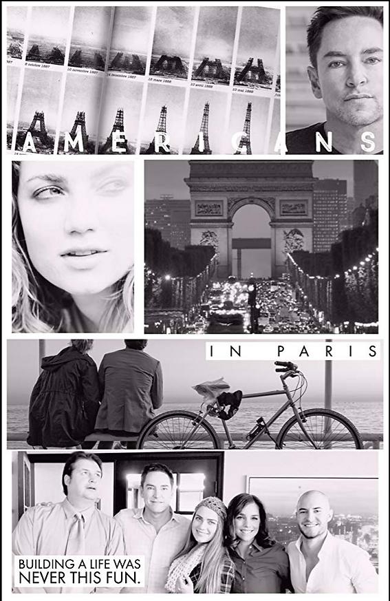 Americans in Paris Web Series