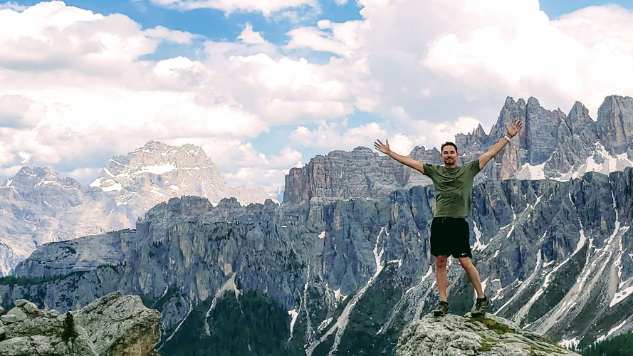 Mark Story Dolomites