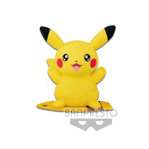 Pokemon Pikachu Surf Plush