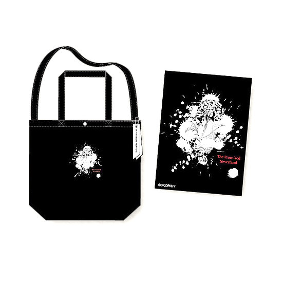 The Promised Neverland Vida Tote Bag