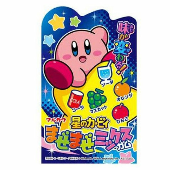 Kirby Dream Land Mix Chewing Gum