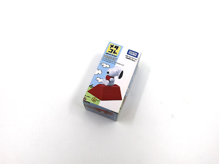 Snoopy Tomica Heart