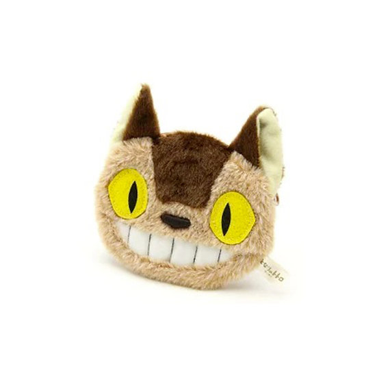Studio Ghibli 'My Neighbour Totoro' Fluffy Coin Purse Catbus