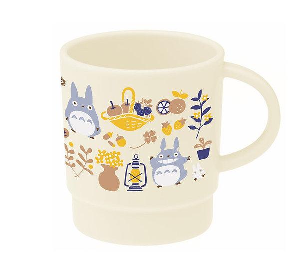 Studio Ghibli stacking cup Totoro Kurashi
