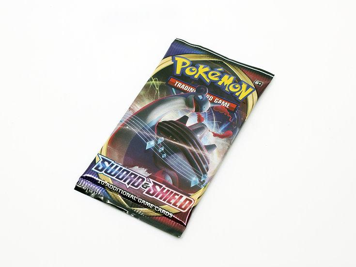 Pokemon Sword & Shield Boosters