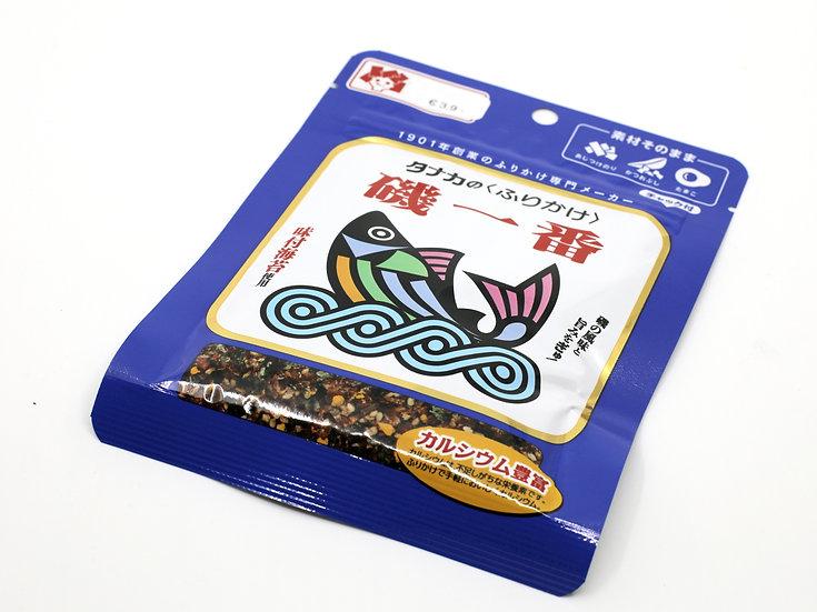 Tanaka Seaweed and Bonito Furikake Rice Seasoning, 20 g