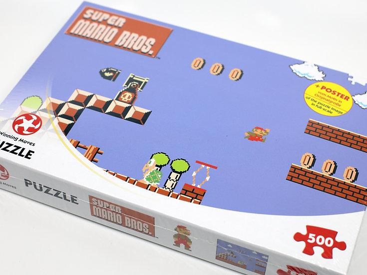 Mario Bros. Puzzle 'High Jumper'