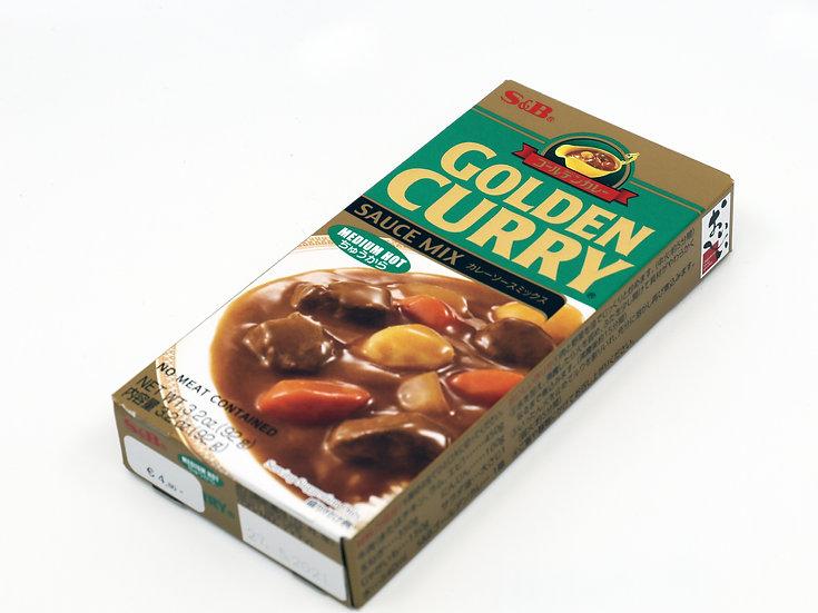 Golden Curry Medium Hot