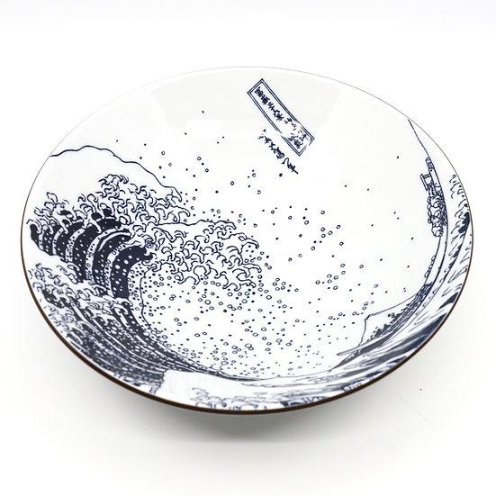 Hokusai Wave Noodles Bowl
