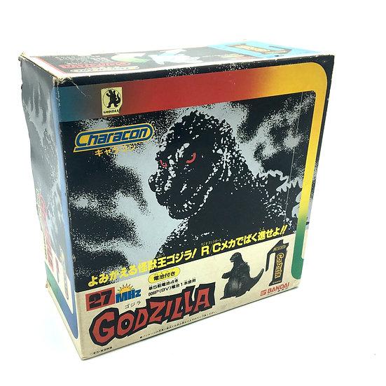 RC Remote Control Godzilla by Characon 1983