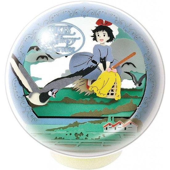 Studio Ghibli Paper Theater Ball 'Kiki's Delivery Service'