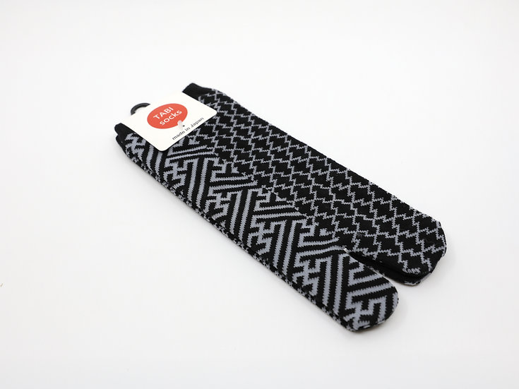 Tabi Socks Pine Hishi