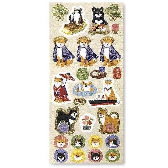 Stickers Shibata Journey