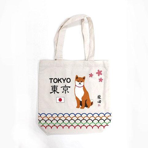 Tote Bag Shibatasan Tokyo
