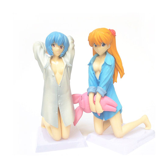 Neon Genesis Evangelion Figure Visual Package  'Pajamas Time'